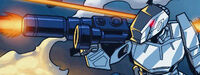 Blaster (hand-held)