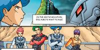 Comic 0: La Primera Batalla