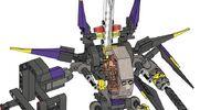 Robot Deep Jungle Battle Machine 2