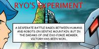 Comic 5: El Experimento de Ryo