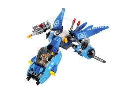 7709 Alternate Silent Wasp