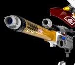 Golden-cannon