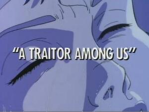 Traitor titlecard