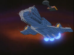 Jumptroop Dropship