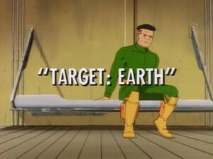 Target Earth titlecard