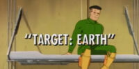 Target: Earth