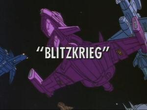 Blitzkrieg titlecard