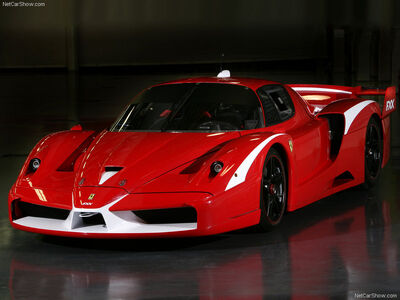 Ferrari-FXX Evolution 2008 800x600 wallpaper 01