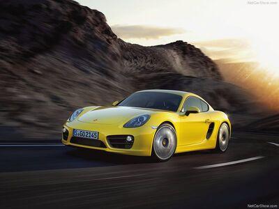 Porsche-Cayman 2014 800x600 wallpaper 01