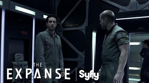 THE EXPANSE Inside The Expanse Episode 3 Syfy