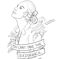 You can't take the Razorback