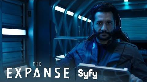 THE EXPANSE Season 2 FINALE 'Risky Business' Syfy