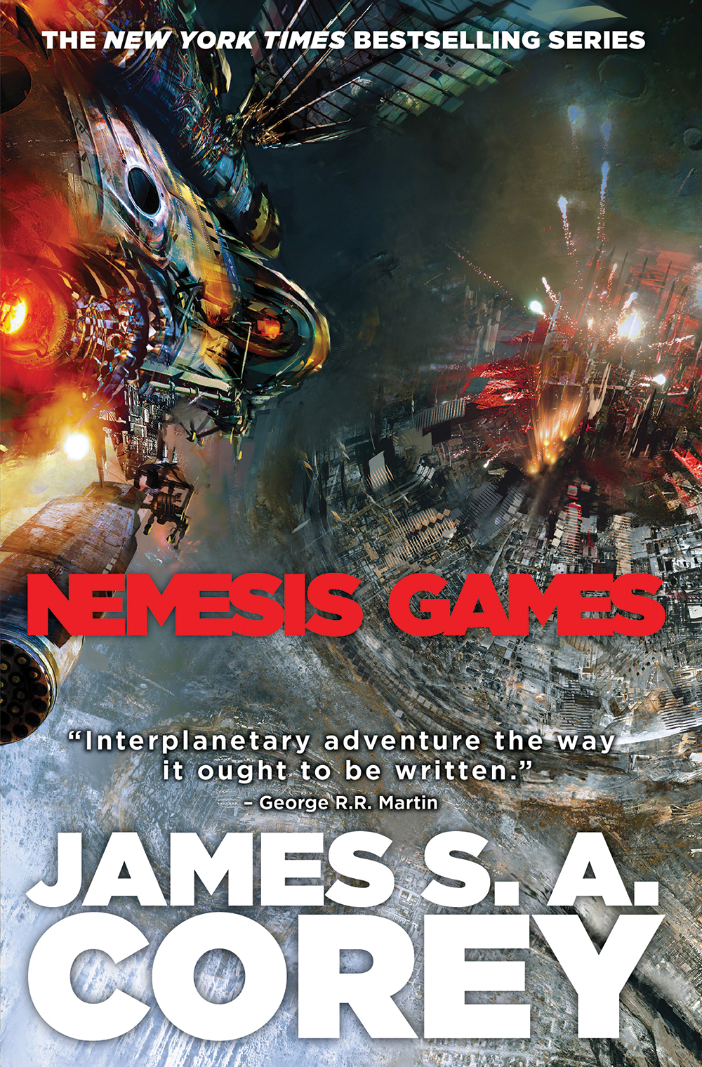 Image result for nemesis games