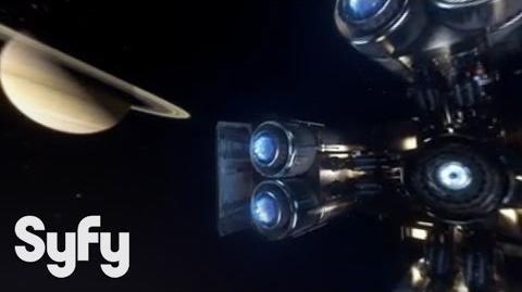 Syfy's The Expanse- Virtual Reality Tour of the Canterbury