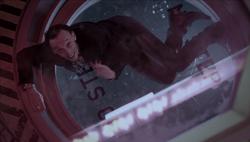 S01E01-Under duress, Vargas offers Miller double