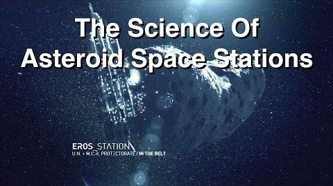 Spinning Asteroids To Make Space Stations