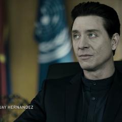 Jay Hernandez as Dimitri Havelock