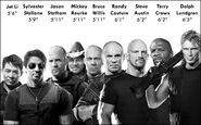 Expendables scale chart