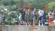 Expendables stunt crew (2010)