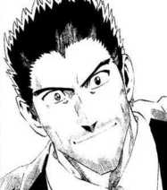 Masaru Honjo Manga