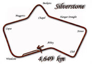 Silverstone Circuit 1950