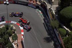2011 Monaco Grand Prix Hamilton And Massa