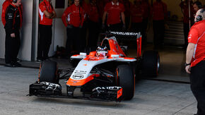 Marussia MR03