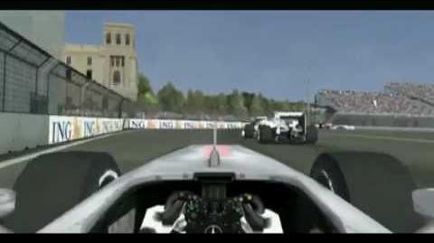 F1 2009 - game trailer