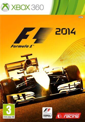 File:F1 2014 Xbox 360 cover.jpg