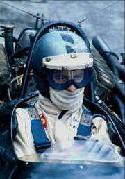 Piers Courage Helmet