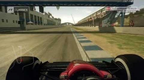F1 2013 Jerez Classic Hotlap