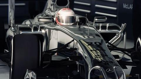 F1 2014 Announcement Gameplay Trailer