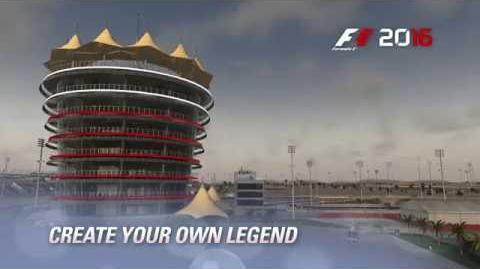 F1 2016 - Career Trailer