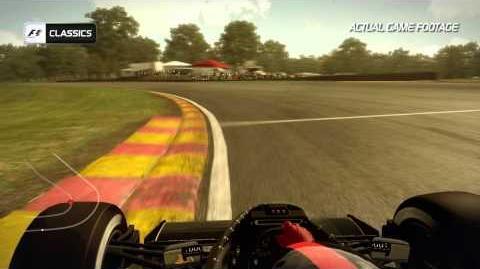 F1 2013 Brands Hatch Classic Hotlap
