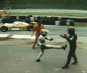 Piquet vs Salazar