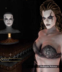 Fable 3 Harlequin Makeup