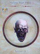Hollow Man Head