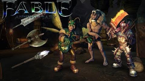Fable Anniversary Creature Weapons & Outfits Pack