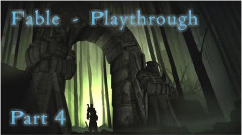 """Fable - Playthrough Part 4 - """"Where You Runnin' To Puppet?"""""""