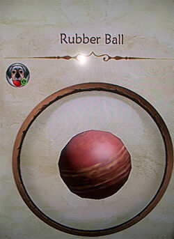 Rubber-Ball