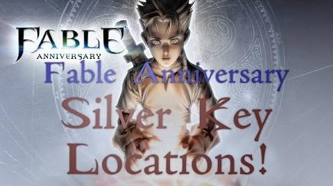 Fable Anniversary Silver Key and Chest Locations