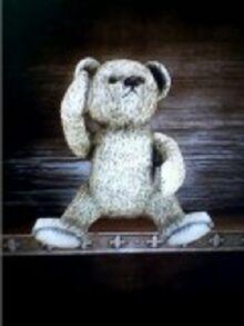 Teddy Bear Trophy