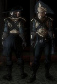 Prison Guard Suit