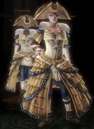Women's Masquerade Suit
