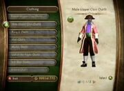 Male upper calss outfit