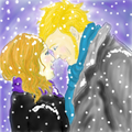 The king and queen of albion in winter by tinalbion-d5o1h3u.png