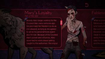 BOF Mary's Loyalty