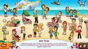 Delicious Emily's Honeymoon Cruise John Tones