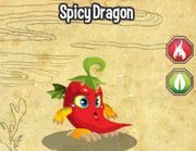 Spicy dragon lv1-3