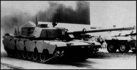 Abrams with XM291